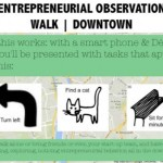 Entrepreneurial observation walk in Cairo